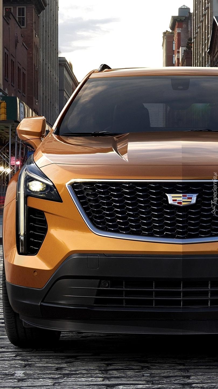 Cadillac XT4 przodem