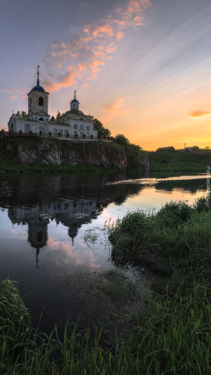Cerkiew na skale