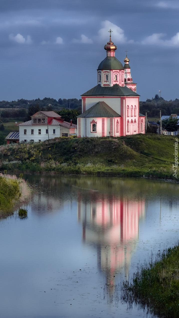 Cerkiew św. Eliasza nad rzeką Kamienka
