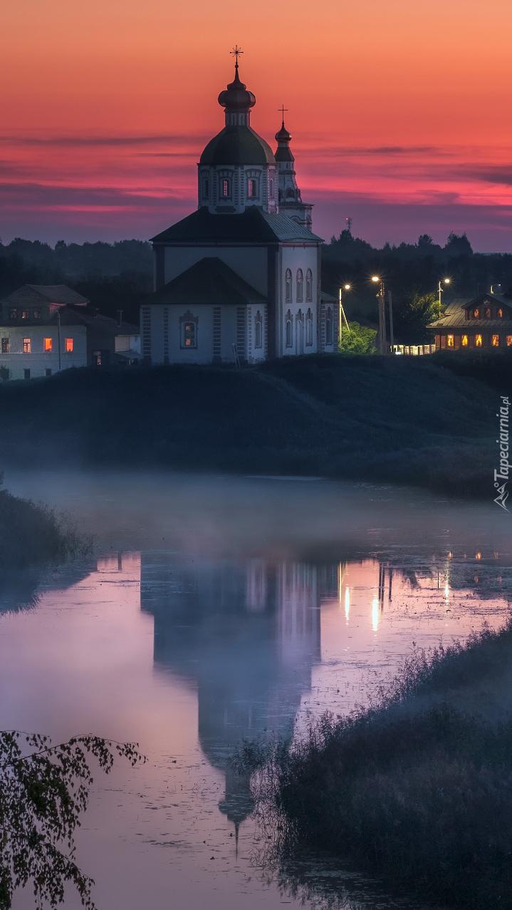 Cerkiew św. Eliasza nad rzeką
