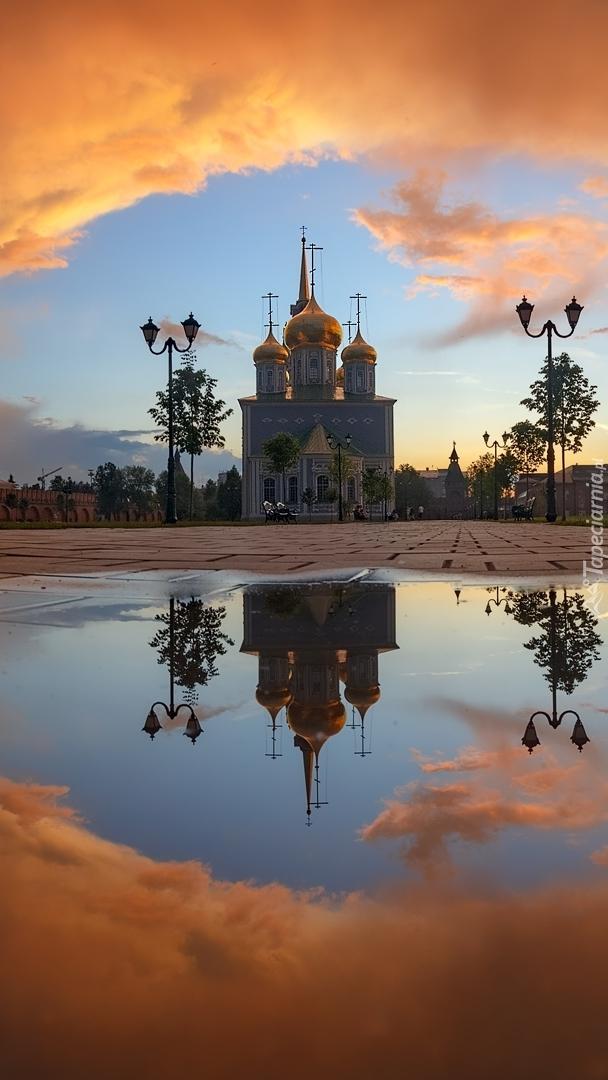 Cerkiew w Tule