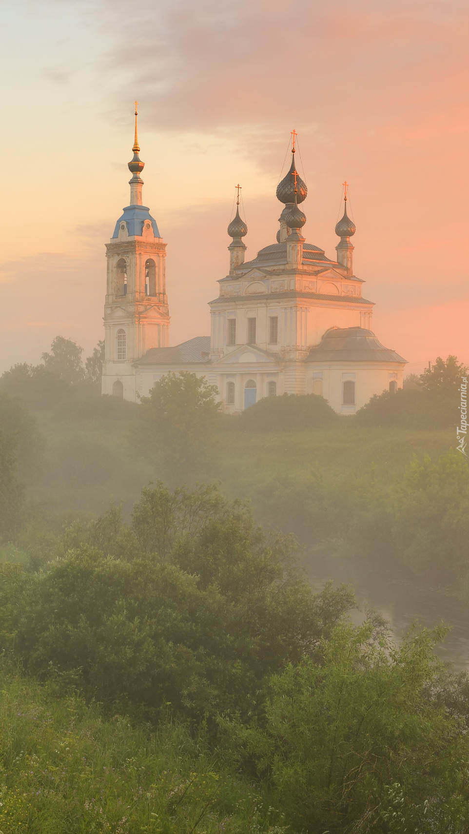 Cerkiew we mgle