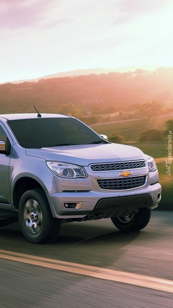 Chevrolet Colorado na drodze