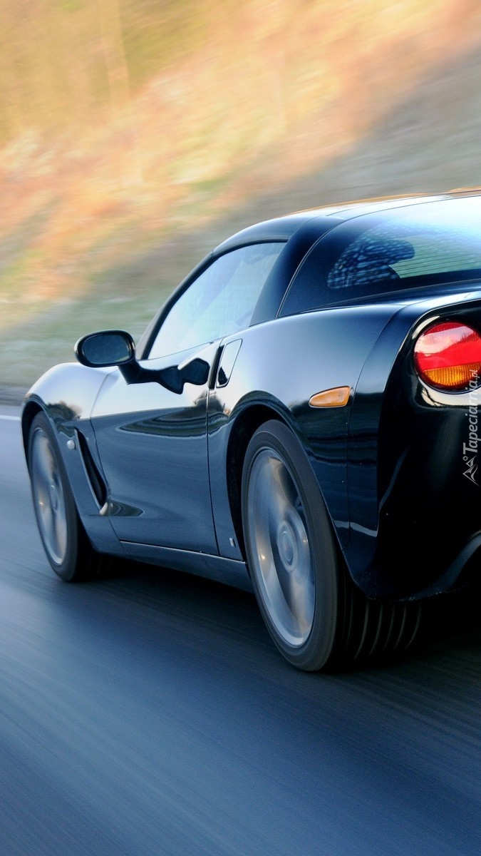 Chevrolet Corvette C6 i jego nowoczesny  design