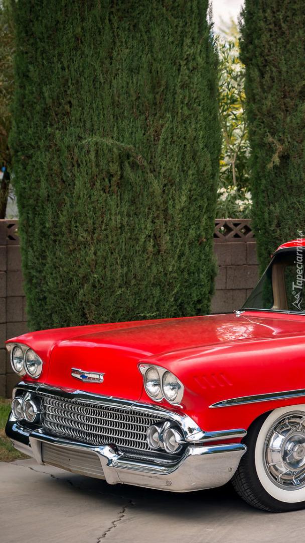 Chevrolet Yeoman z rocznika 1958
