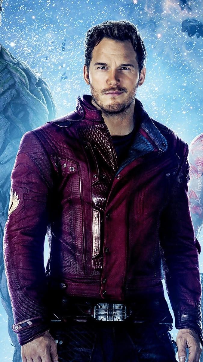 Chris Pratt w filmie fantasy Strażnicy Galaktyki