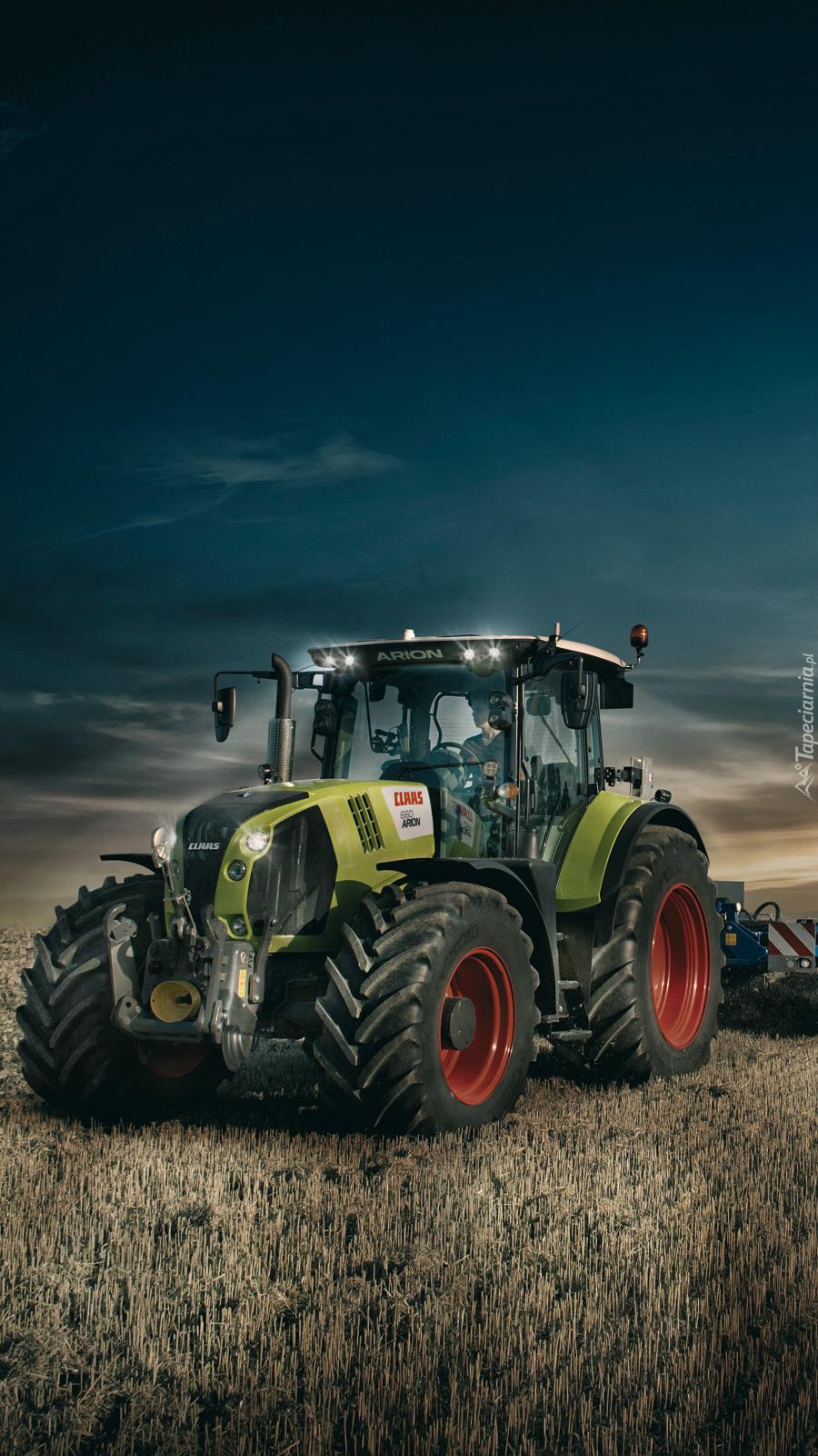 Ciągnik rolniczy Claas ARION 650