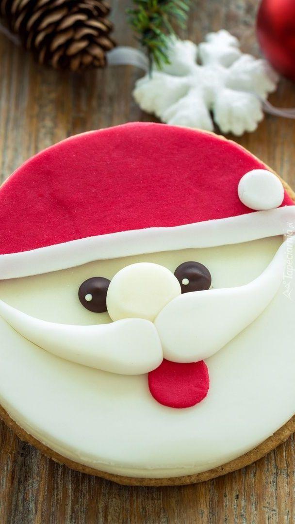 Ciasteczko Mikołaj