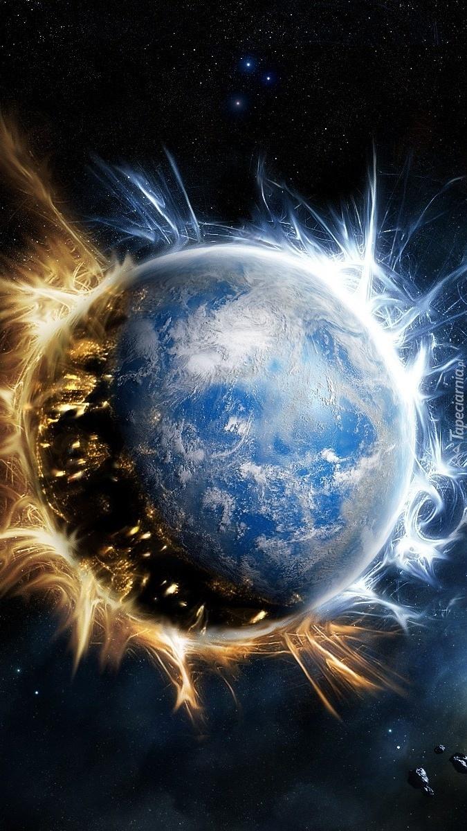 Ciepła i zimna strona Ziemi