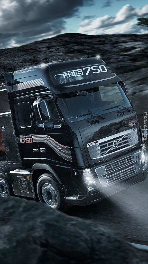 Ciężarówka  Volvo FH16 750