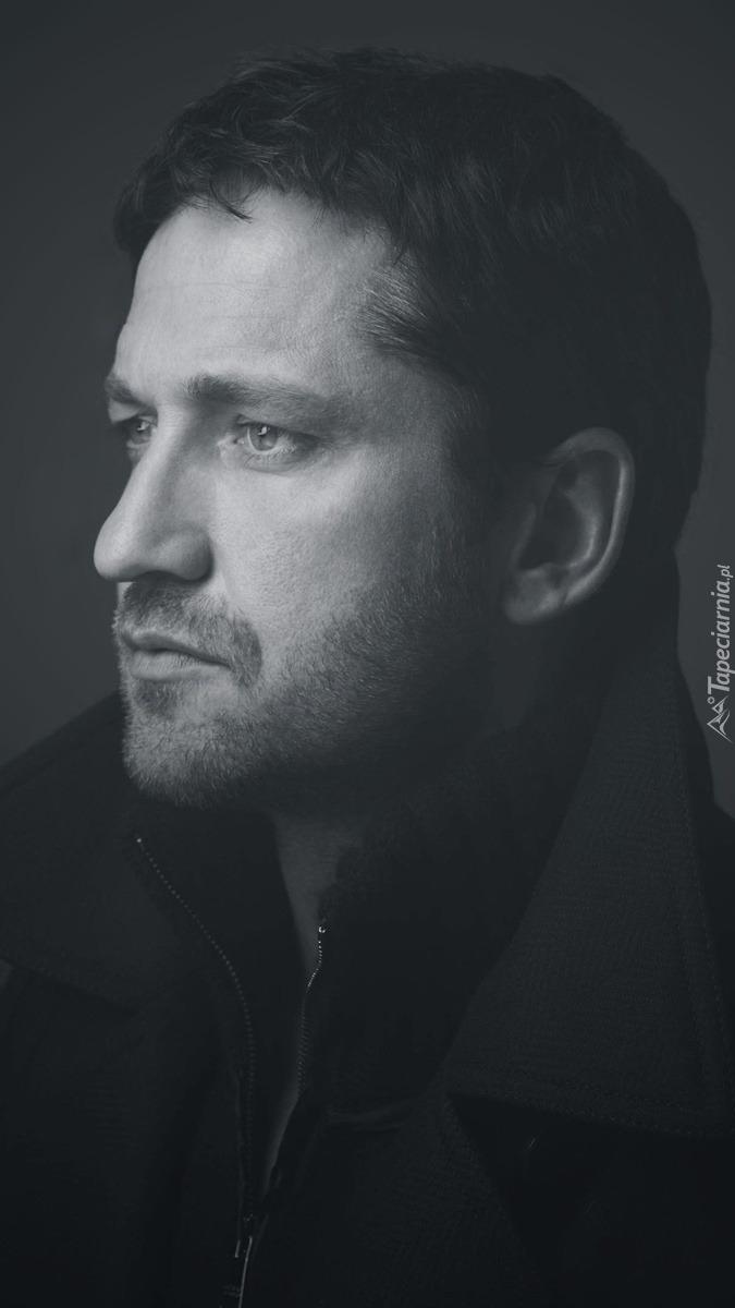 Czarno-biała fotografia Gerarda Butlera