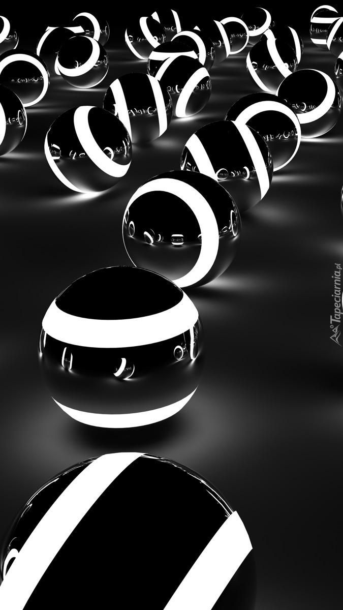 Czarno-białe kule