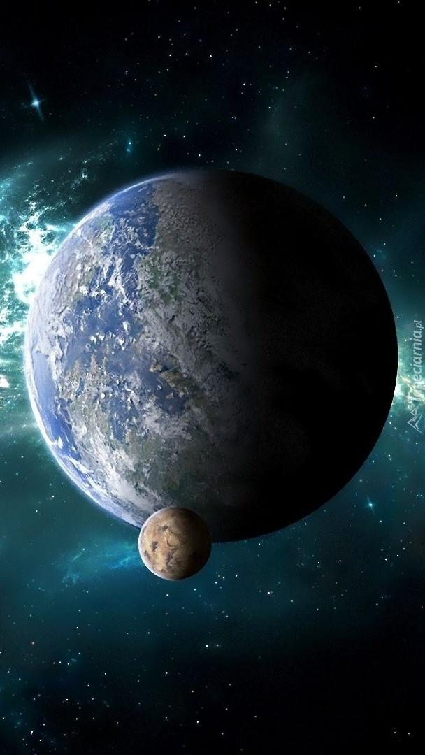 Cząstka kosmosu
