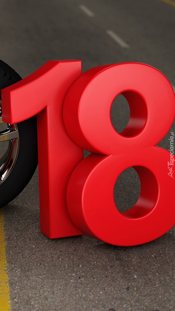 Czerwona osiemnastka