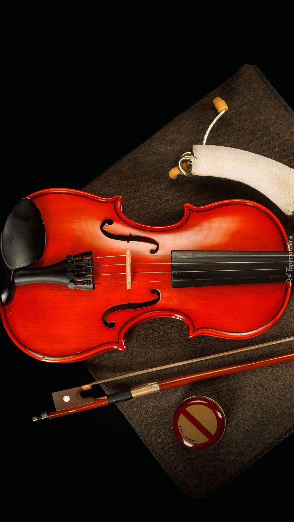 Czerwone skrzypce