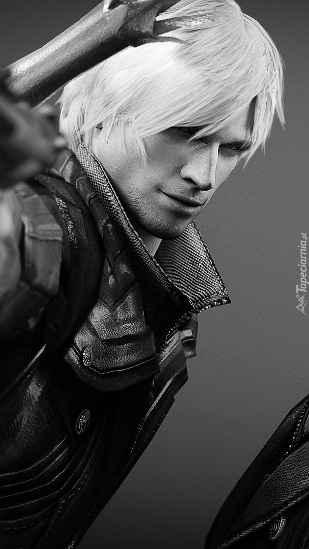Dante z serii gier Devil May Cry