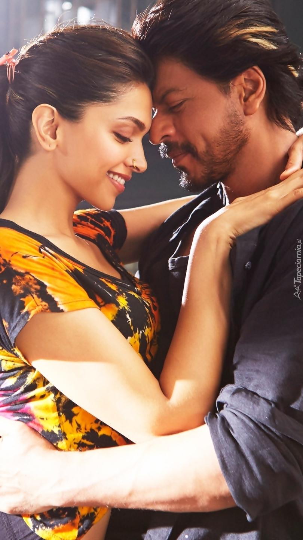 Deepika Padukone i Shahrukh Khan