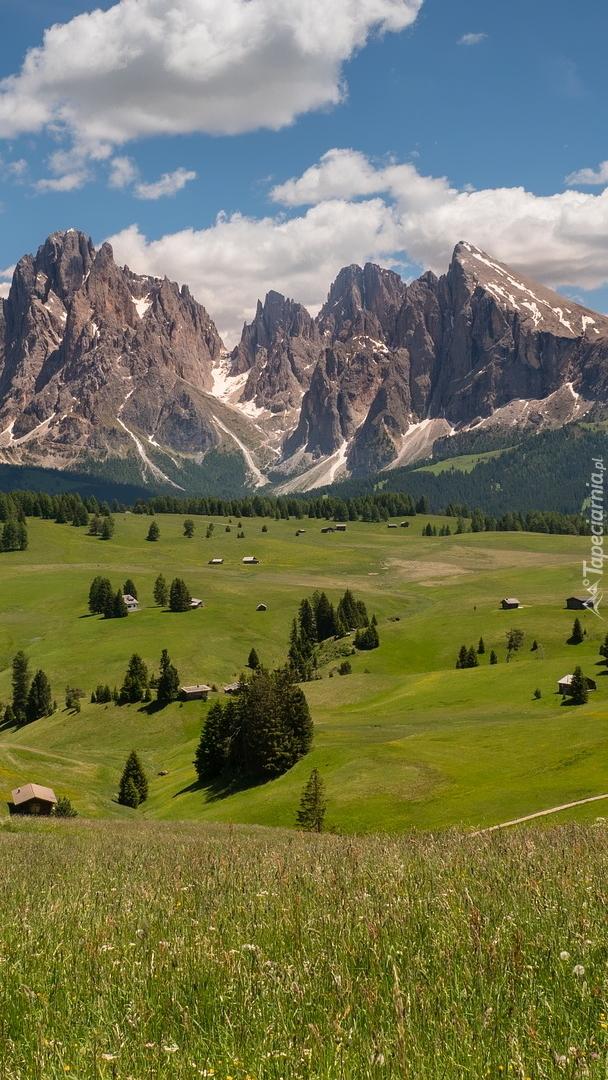 Dolina Val Gardena we Włoszech