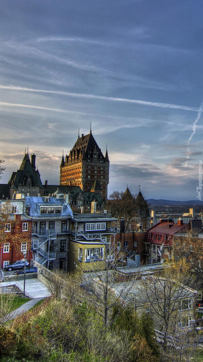 Domy w Quebecu
