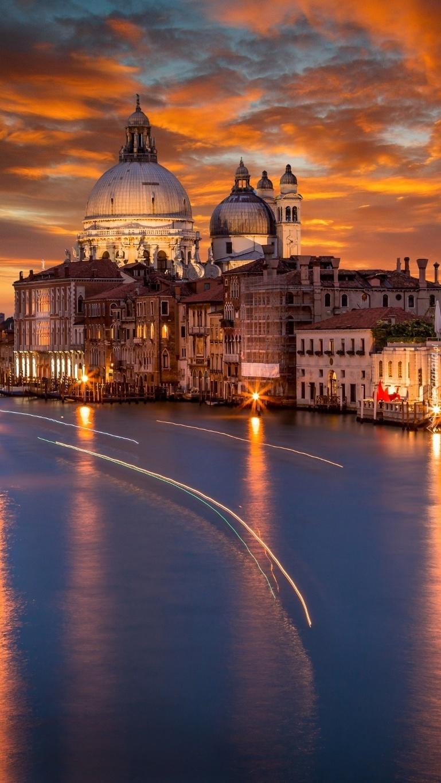 Domy w Wenecji