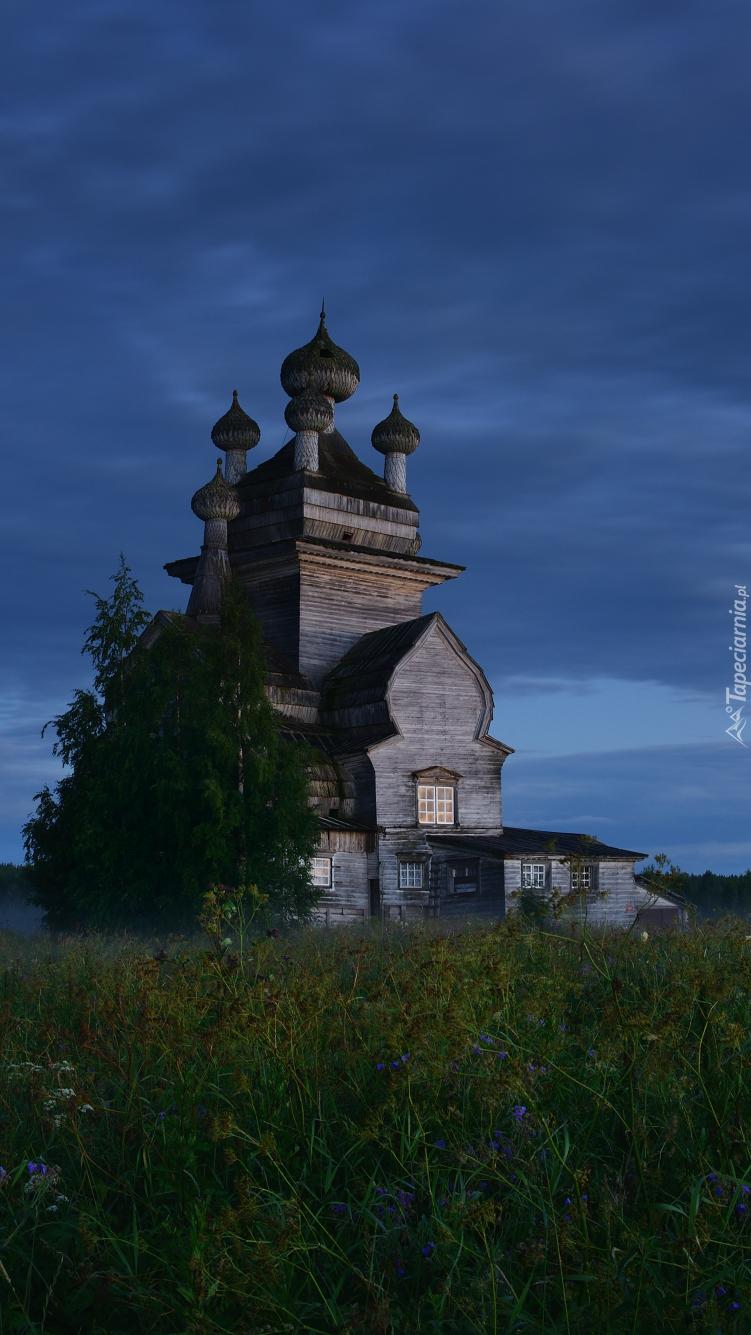 Drewniana Cerkiew Ikony Matki Boskiej Włodzimierskiej