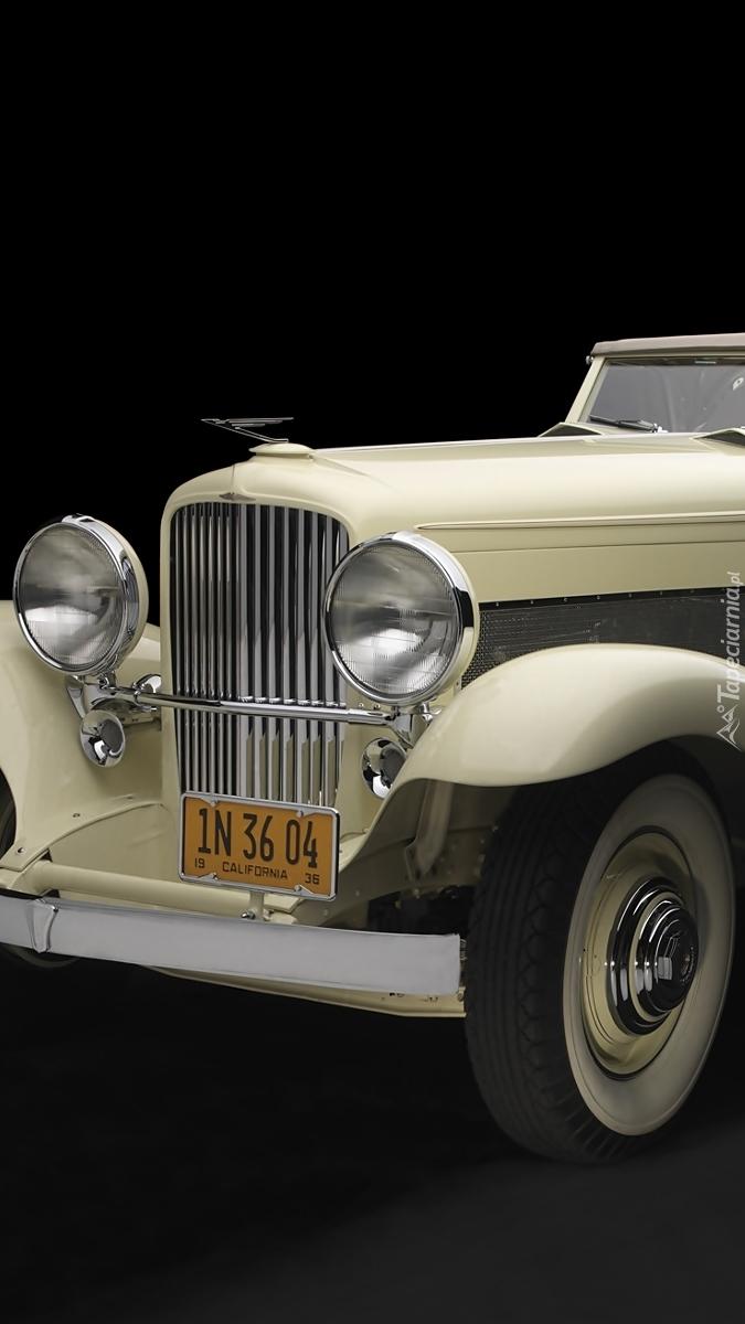 Duesenberg Model JN Convertible Coupe