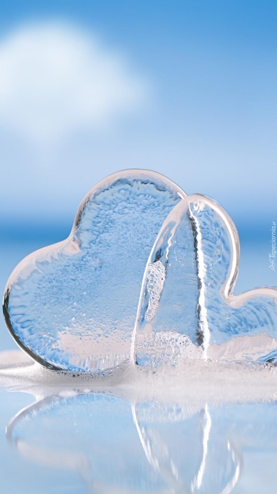 Dwa serca z lodu