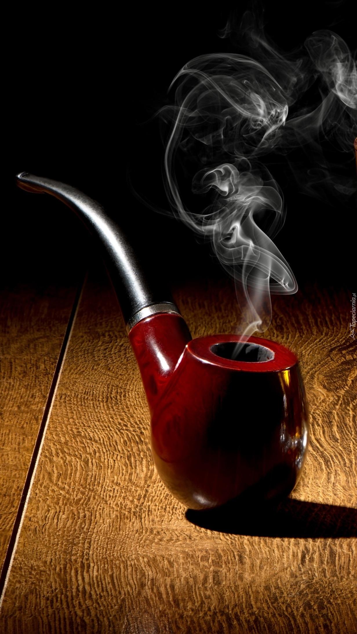 Dym z fajki