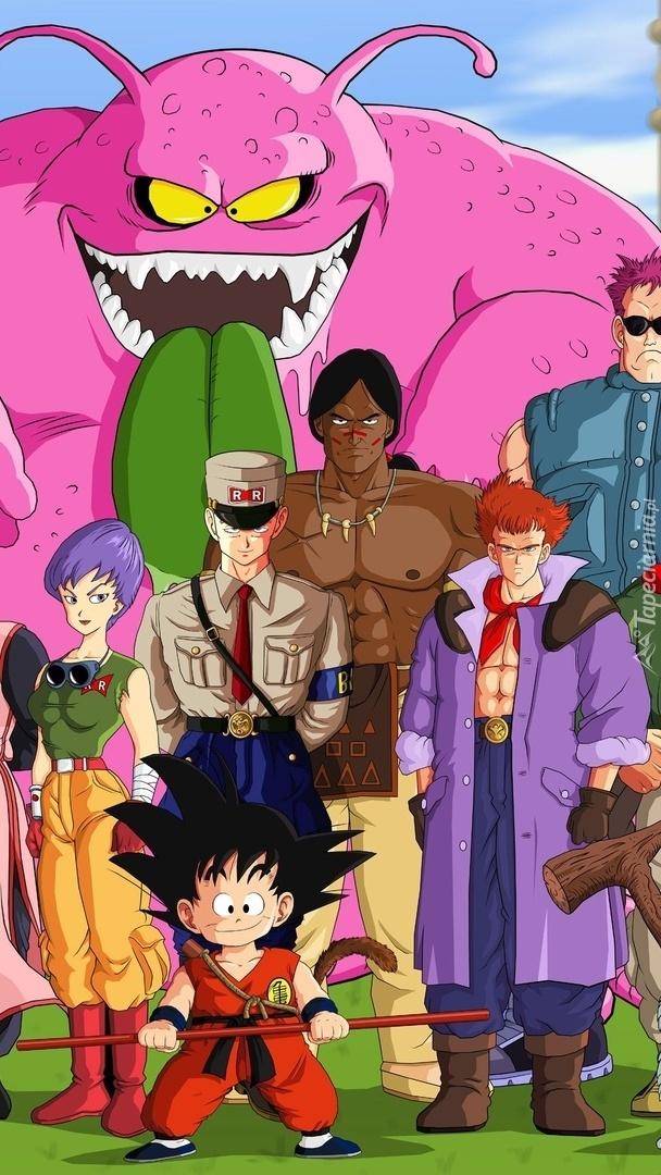Ekipa z Dragon Ball