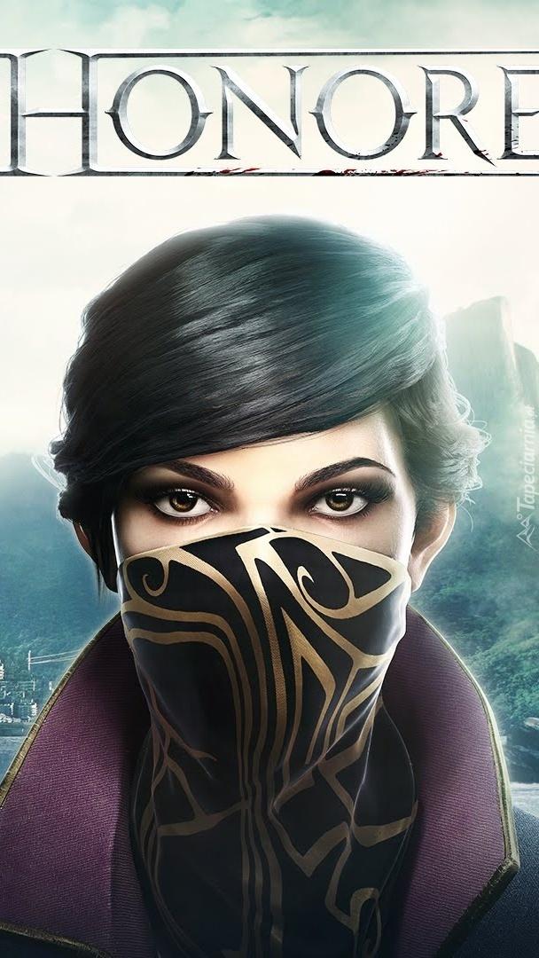 Emily Kaldwin z  Dishonored 2