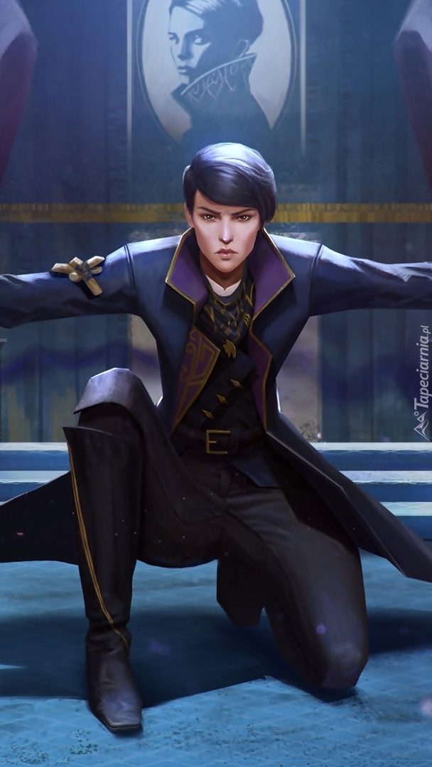 Emily z Dishonored 2