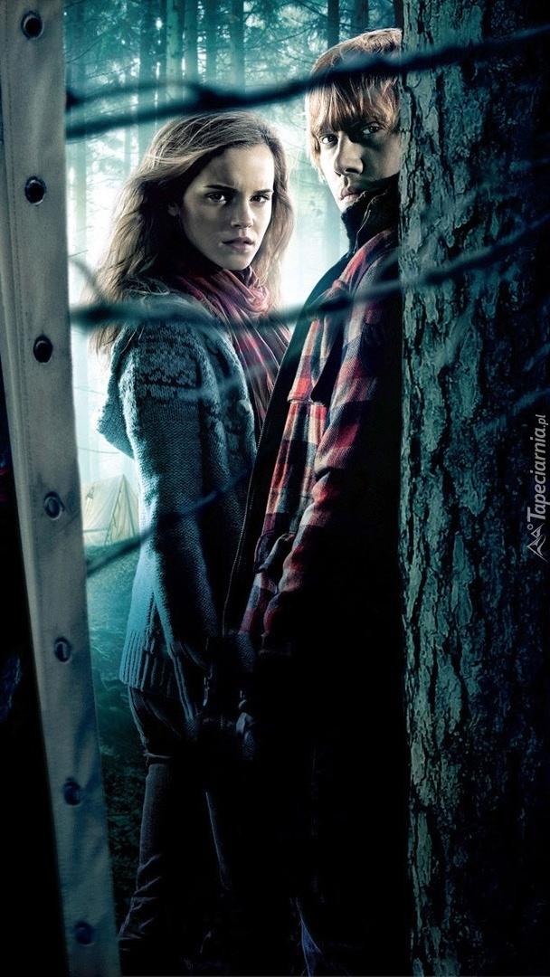 Emma Watson i Ron Weasley