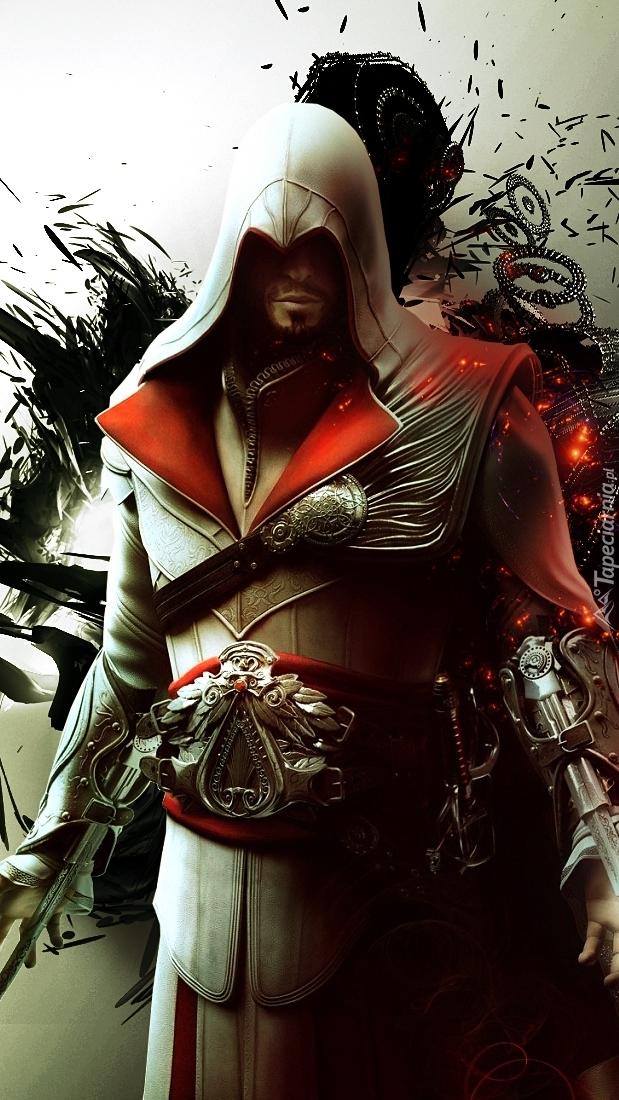 Ezio Auditore z gry Assassin's Creed