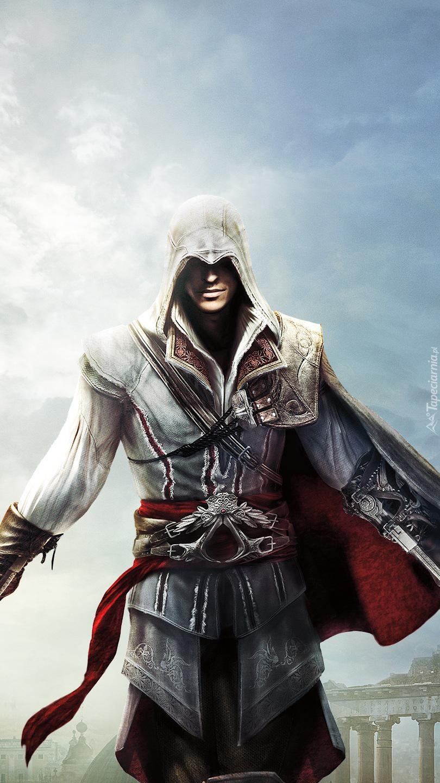 Ezio z gry Assassins Creed