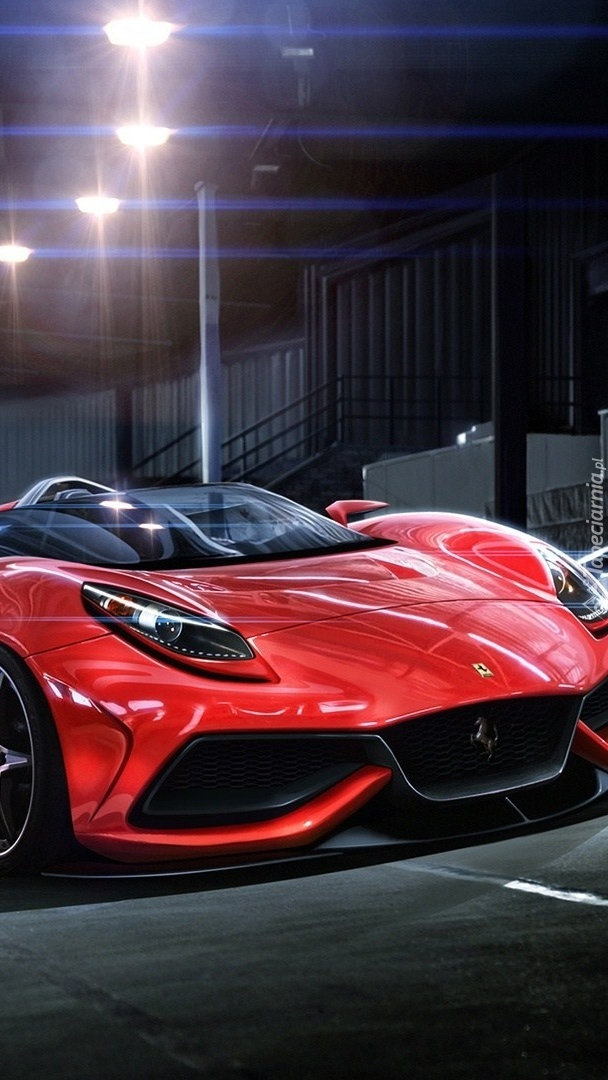 Ferrari F12berlinetta Concept