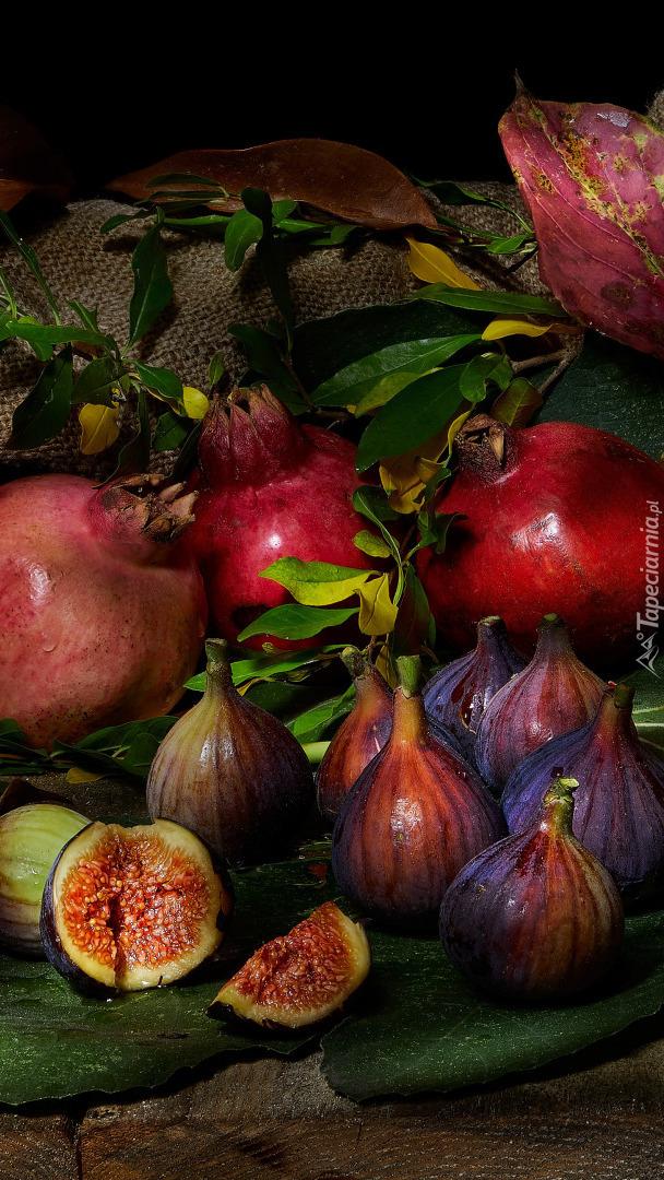 Figi i granaty