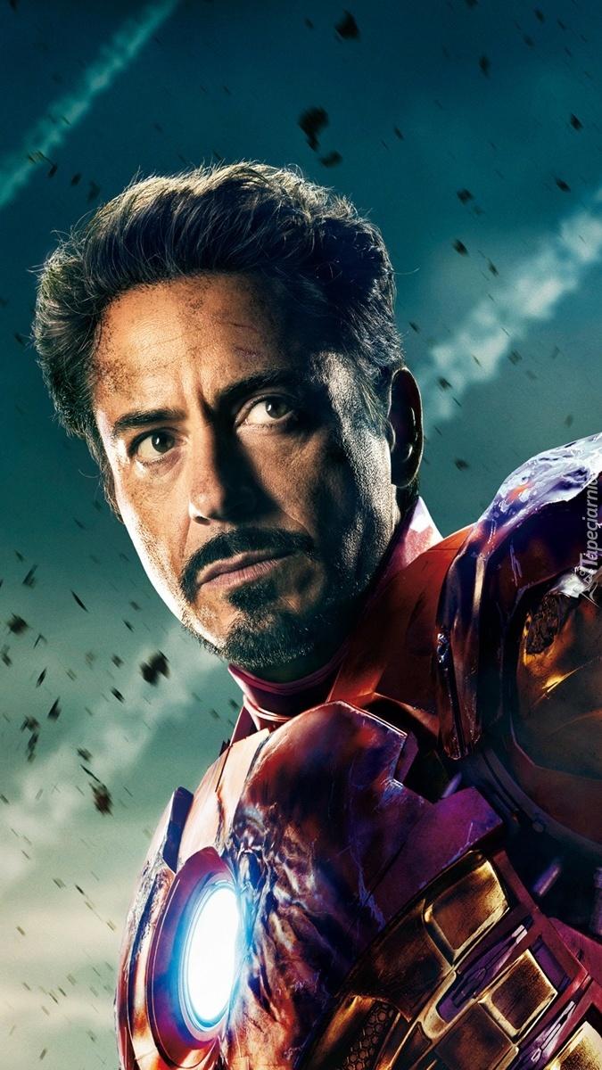 Filmowa postać  Iron Mana