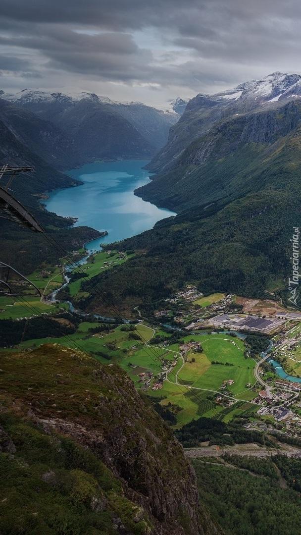 Fiord Nordfjorden