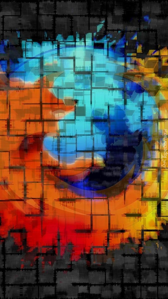 Firefox w grafice