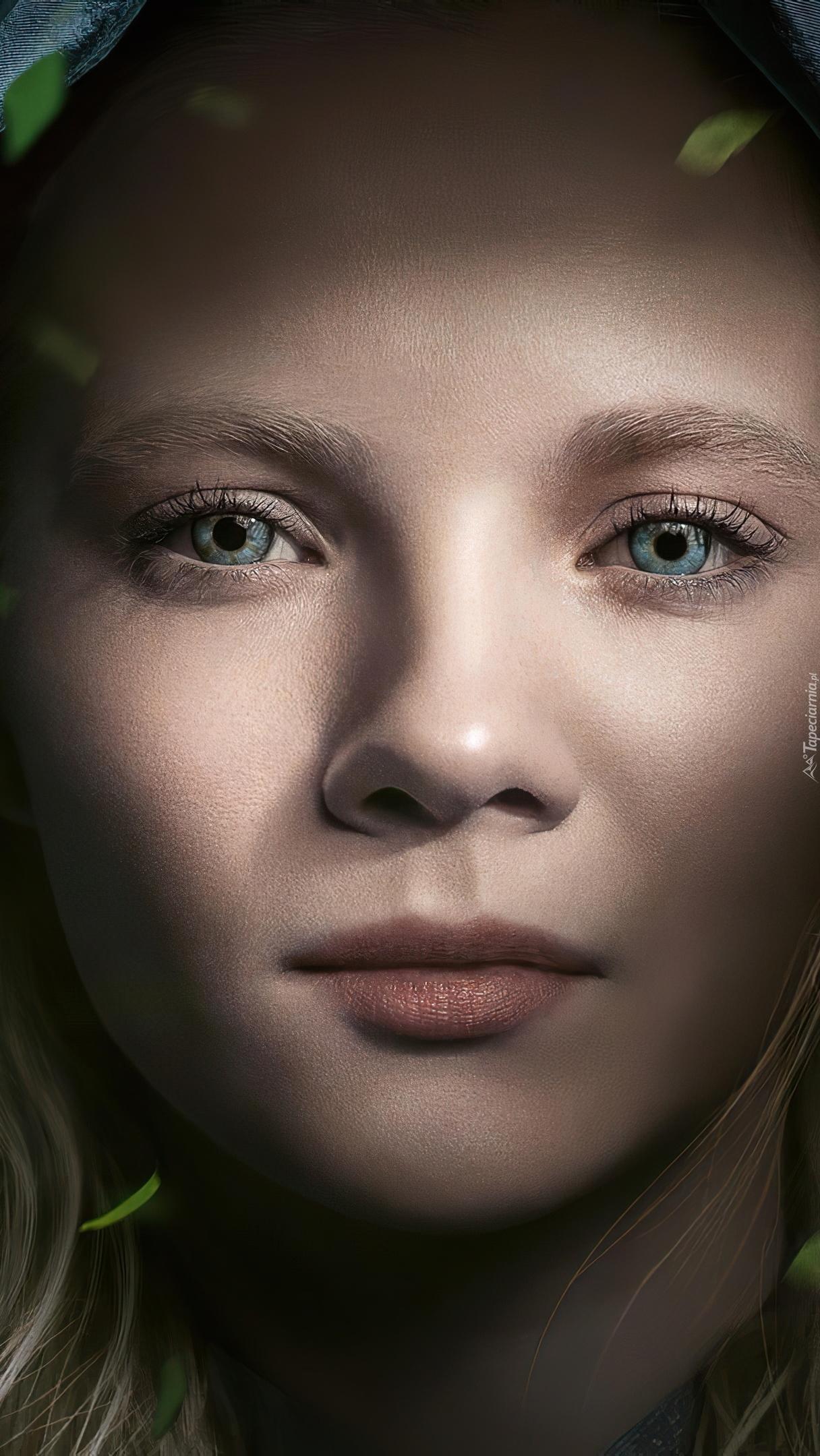 Freya Allan w serialu Wiedźmin