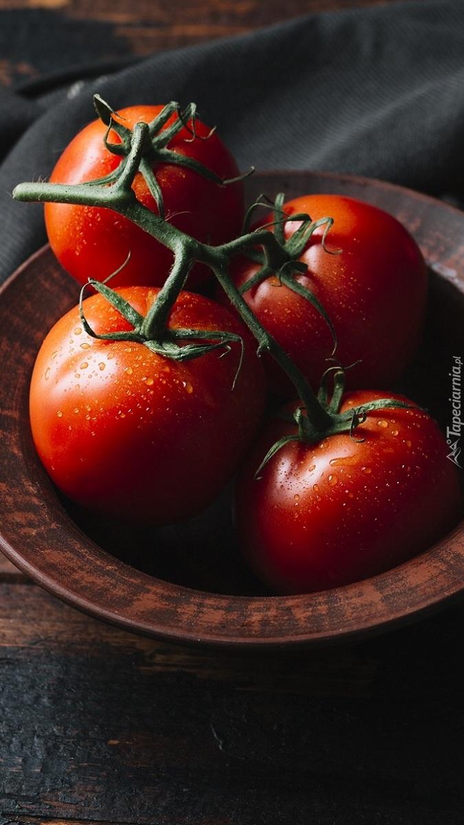Gałązka pomidorów
