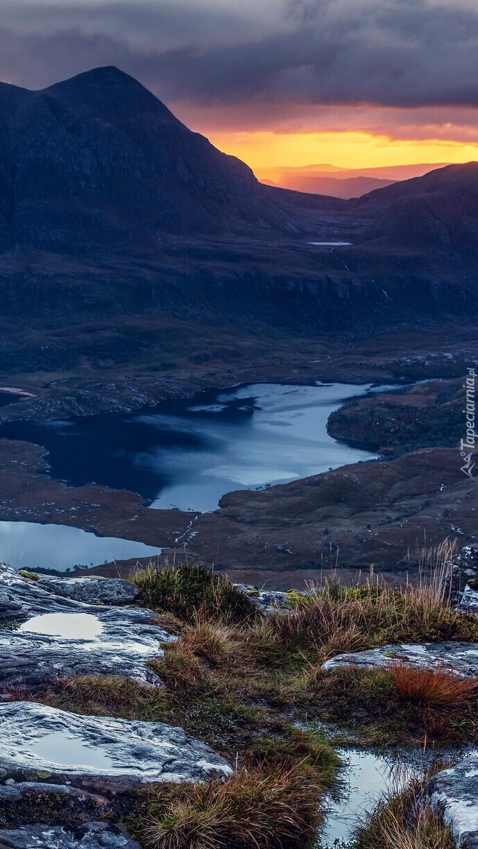 Góra Cul Mor w Szkocji