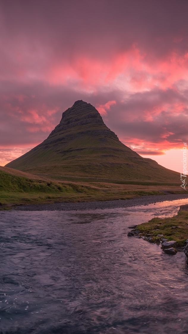 Góra nad rzeką