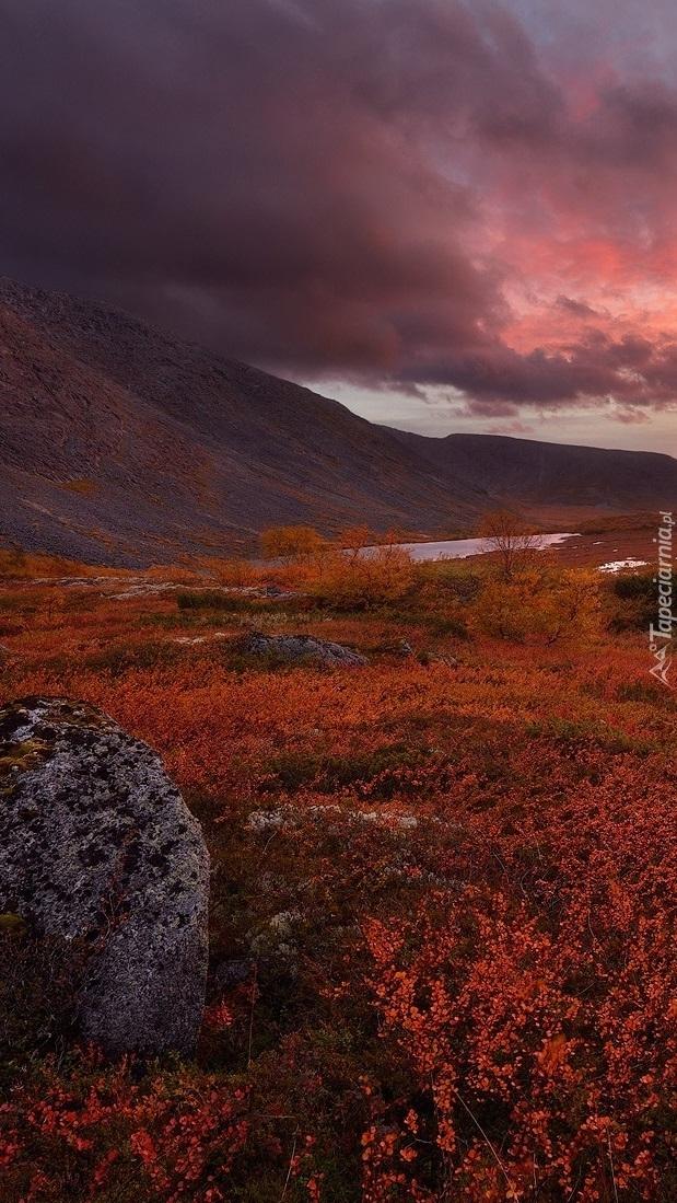 Góry Chibiny na półwyspie Kolskim