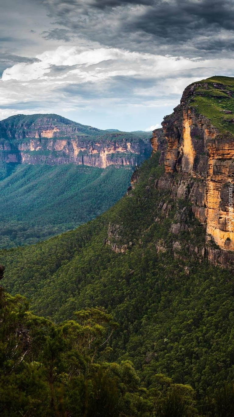 Góry i lasy