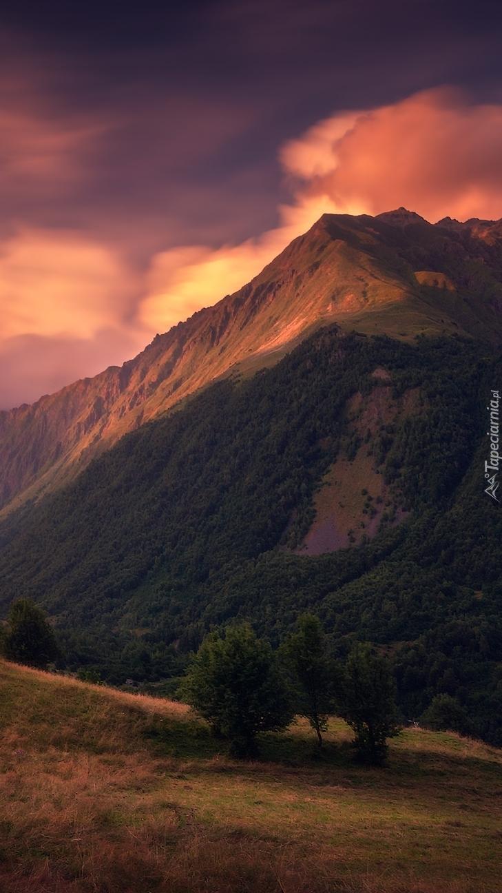 Góry i wzgórza