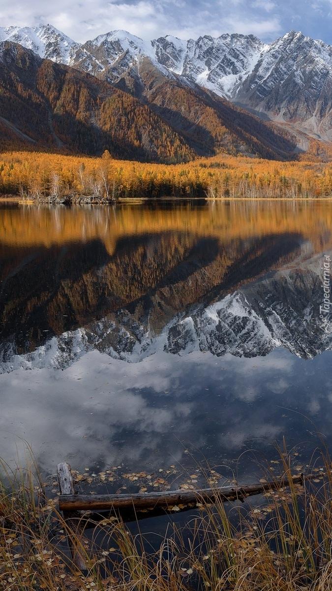 Góry Katuńskie w Rosji