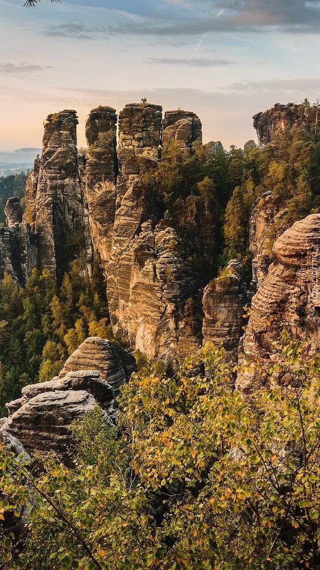 Góry Połabskie w Niemczech