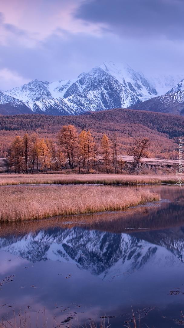 Góry Północnoczujskie w Rosji