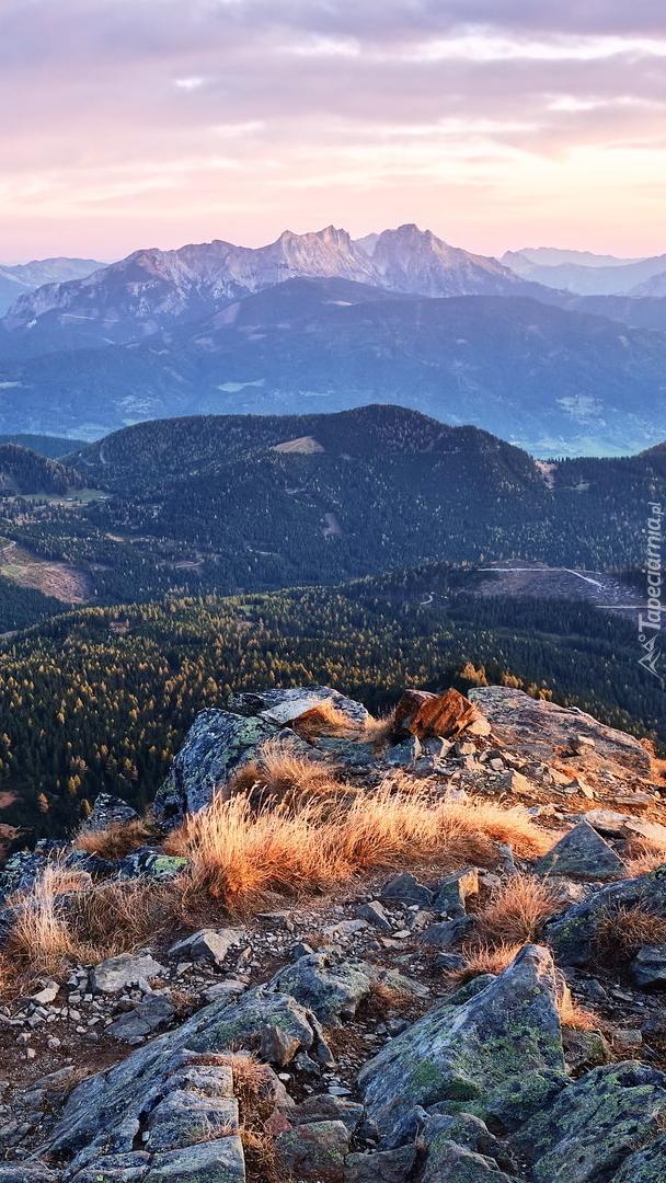 Góry Rottenmanner und Wolzer Tauern